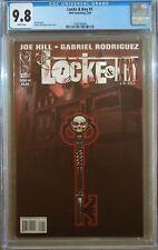 Locke and Key 1A 2008 1st Printing CGC 9.8