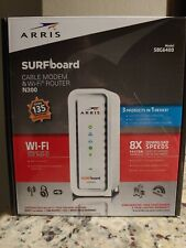 Arris Cable Modem & Wifi Router SBG6400