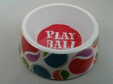 Top Paw small melamine dog bowl holds 1 1/2 cups