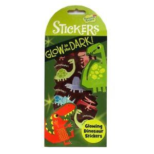 Peaceable Kingdom Glow In the Dark Stickers - 8 Fun Designs