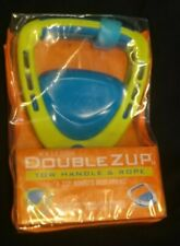 NEW Double Zup 2.0 Tow Handle and Rope 60' Feet water ski tubing wake boarding