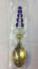 1927 A Michelsen Gold Gilt Sterling Silver CHRISTMAS SPOON Spire Famous Church