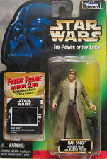 HAN SOLO ENDOR GEAR FREEZE Marco FF POWER OF THE FORCE POTF Star Wars