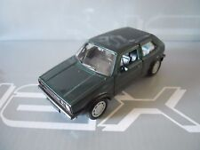 WELLY - VOLKSWAGEN GOLF GTI VERDE GREEN 1:39 11,5 cm LEGENDARY [MV7]