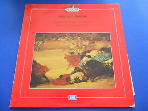 Musica di Spagna - LP