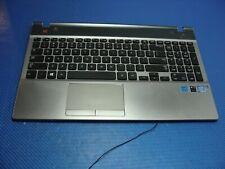 "Samsung NP550P5C-A01UB 15.6"" Palmrest Touchpad Keyboard Speakers BA75-03738A ER*"