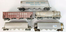 NSWGR BOGIE GOODS WAGONS X 5 FAIR TO GOOD COND NEED WORK UNBOXED HO GAUGE(SM)