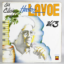 Hector Lavoe Las Clasicas Volumen 3 LP Colombian Press 1991 Periodico De Ayer