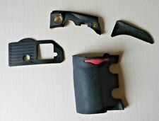 Original 4pcs Rubber Grip Set for Nikon D750 Camera Repair Part Replacement