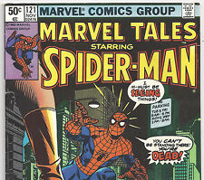The Amazing Spider-Man #144 Reprint in MARVEL TALES #121 from Nov. 1980 in Fine-