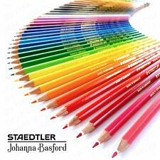 Staedtler - 36 x NORIS Club Colouring Pencils - Johanna Basford Edition
