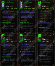 Diablo 3 RoS XBOX ONE [SOFTCORE] Full Legit Primal Seeker of Light Crusader Set