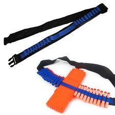 For Nerf N-strike Toy Gun Bullet Darts Ammo Storage Shoulder Strap New
