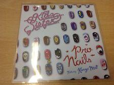 Kid Sister Feat. Kanye West – Pro Nails - CD Promo 2 mixes