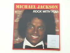 MICHAEL JACKSON - ROCK WITH YOU - CD/DVD SINGOLO CARDBOARD DUAL DISC LIMITED2006