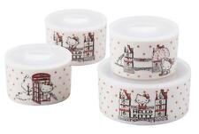 Hello Kitty London Range Pack 4 Piece Set HK100-82-4 Yamaka from Japan