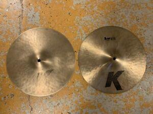 Zildjian K Hi Hat 13