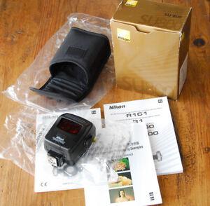 Nikon SU-800 OEM Wireless Speedlight Commander fr R1C1 Macro Flash Control SU800