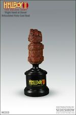 Sideshow Mezco Hellboy 2 The Golden Army - Right Hand of Doom Bust Replica