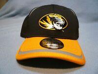 New Era 39thirty Missouri Tigers Mizzou Med-Large BRAND NEW Curved Bill cap hat