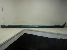 94-98 Ford Mustang Coupe Right Passenger Lower Skirt Ground Effect Forest Green