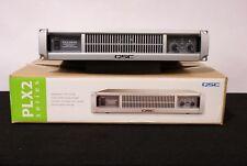 QSC PLX 3602 Power Amplifier Free Shipping!!