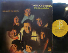 Theodore Bikel & the Pennywhistlers - Songs of the Earth (Elektra 7326) (catalog