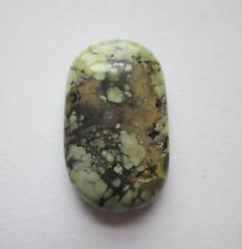 12.60 ct. 100% Natural Tree Frog Variscite Cabochon Gemstone, # DU 008