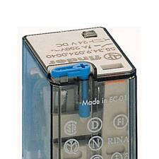 Finder Miniatur-Relais 55.34.9.024.0070 IP20 Schaltrelais 553490240070