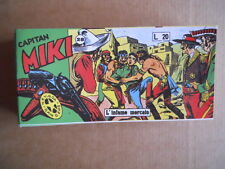 CAPITAN MIKI Serie XI n°28 ed. Dardo - RISTAMPA ANASTATICA [G267-10]
