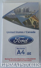 2013 2014 Ford Escape Flex Fusion Taurus F150 Navigation SD CARD Map A4 Update