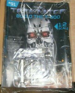 Hachette Partwork Build the T-800 Endoskeleton Terminator SCALE 1:2 Issue #91