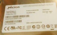 """NEW Micron 100GB Internal 2.5"""" (MTFDDAK100MAR-1J1AA) SATA SSD"""