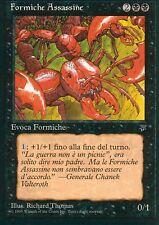 Formiche assassine/Carrion sistema   nm   Legends   ita   Magic mtg