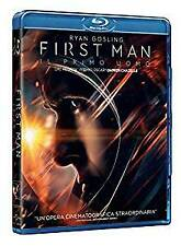 IL PRIMO UOMO - FIRST MAN - BLU RAY  BLUE-RAY