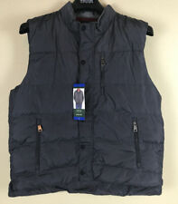 ORVIS Men's  Duck Down Sleeveless Puffer winter Vest gray Size M NWT