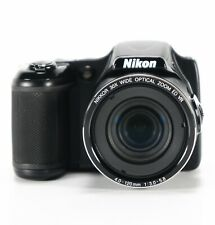 Nikon COOLPIX L820 Digital Camera, 16 MP, Zoom 30x Optical, 60x Digital,  1080P