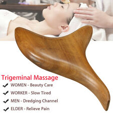 Wooden Wood Body Legs Arms Foot Massager Stress Relief SPA Relax Beauty Massage