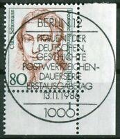 Berlin 771 Formnummer 1 Frauen 80 Pf. gestempelt Vollstempel ESST Berlin 12 used