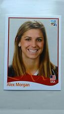 Alex Morgan Pegatina novato Panini world cup 2011-Perfecto Estado