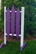 Horse Jumps Wing Standards 5ft. Pair