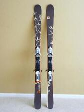 149cm ROSSIGNOL Scratch Full Twin Tip Women's Skis w/ MARKER ATTIVA Bindings
