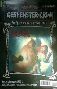 Gespenster-Krimi Band 66: Ghouls in New York von Michael Schauer (2021)