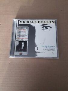 cd -  Michael Bolton – Greatest Hits (1985 - 1995)