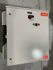 NEW Open Box Danfoss VLT HVAC Frequency Drive 11KW/15HP With Enclosure 131F5460