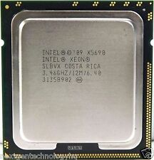 Intel Xeon X5690 Six-Core Processor 3.46GHz 12MB Cache SLBVX CPU- NEW BULK UNITS