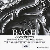 TREVOR PINNOCK-CAMBALOKONZERTE BWV 1052-1058 5 CD NEW!