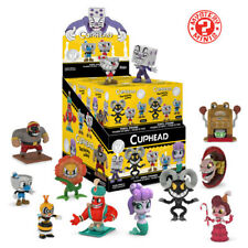 Cuphead - Mystery Minis Blind Box - Set of 12 NEW Funko