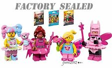 LEGO Minifigures 71019 N-POP Butterfly Girl Pink Power Batgirl Fairy Batman SEAL
