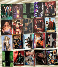 New listing Lot of 425 Non-Sport Promo Trading Cards Xfiles Star Trek-Star Wars & More